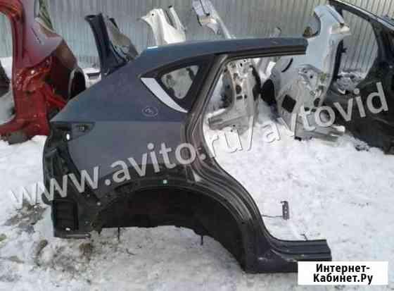 Четверть крыло заднее Mazda Cx-5 Ульяновск
