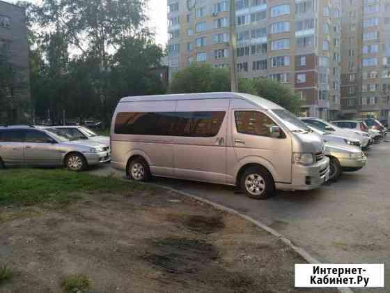 Перевозки пассажиров Екатеринбург
