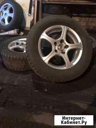 Комплект колес Чита