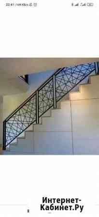 Лестницы межэтажные,перила, беседки,теплицы, метал Иваново