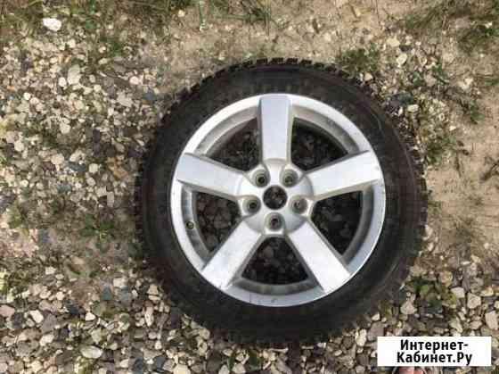 Диск с резиной колесо Аутлендер r18 Кострома