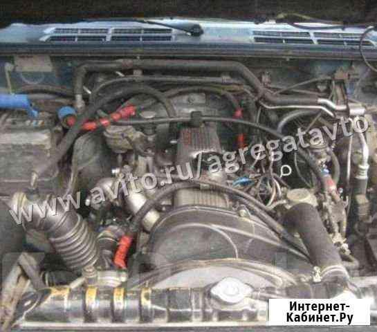 Двигатель дизельный 4D56 Pajero Galloper в сборе Архангельск