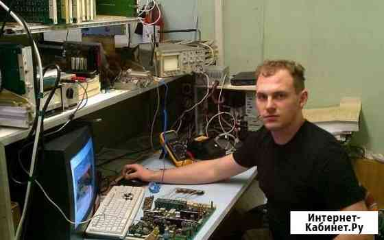 Компьютер мастер Ремонт ноутбука Ремонт компьютера Москва