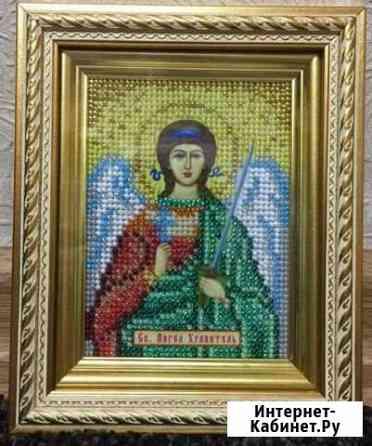 Иконы из биссера Калуга