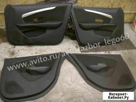 Обшивки дверей для Nissan Almera (G15) Псков