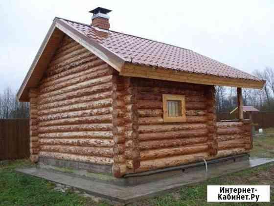 Строительство бань Омск