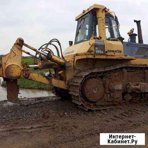 Продается Бульдозер komatsu D155A-5 Хабаровск