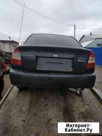 Крышка багажника Hyundai Accent Чебоксары