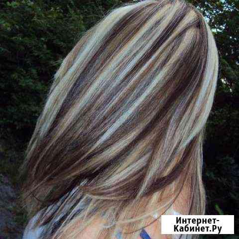 Мелирование волос, полировка волос Волгоград