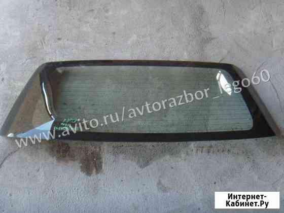 Стекло двери багажника Mitsubishi Outlander (CU) Псков