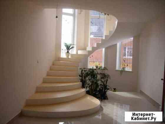 Монолитные ж/б лестницы в ваш дом Кинешма