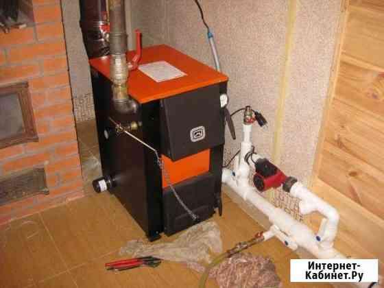 Монтаж отопления, водопровода, канализации Ясногорск