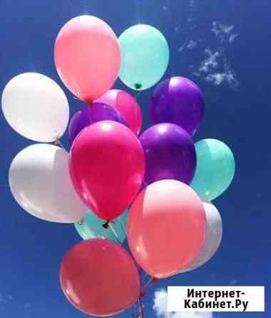 Воздушные шары, гелиевые шары с доставкой Рыбинск