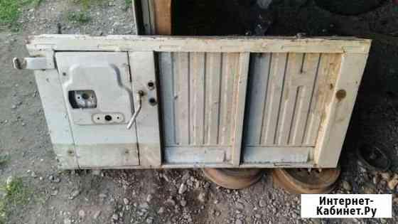 Пятая дверь УАЗ новая Краснощёково