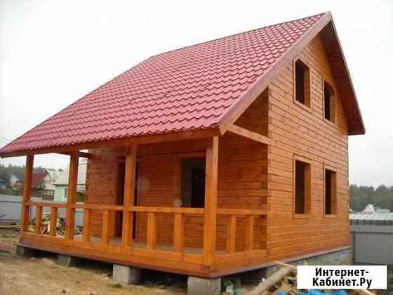 Строительство из бруса Красноярск
