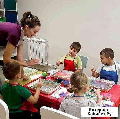 Творческая Мастерская для детей от 1,5 лет Щёлково