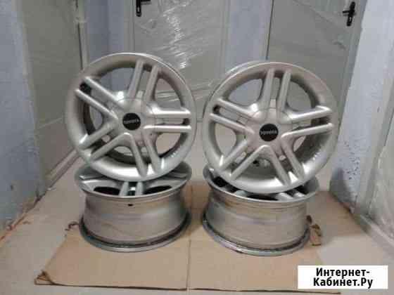 Оригиные литые диски Toyota Ярославль