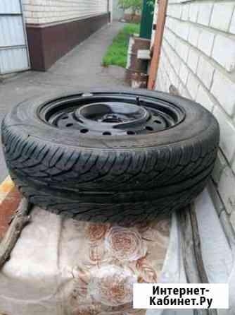 Продам колесо 16 диаметр Комсомольский