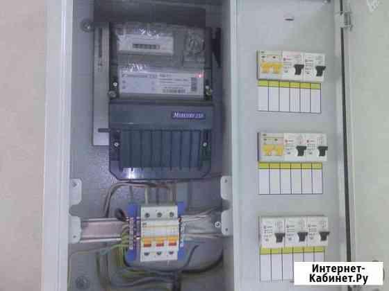 Электрик.Монтаж частично и полностью,по мелочи Новосибирск