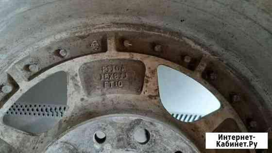 Одно колесо в сборе Алдан