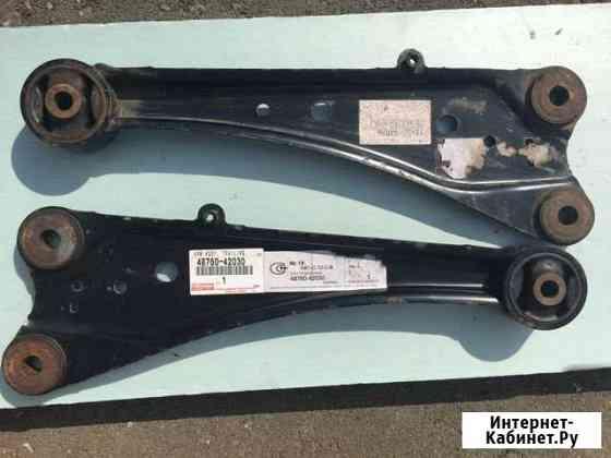Продольные рычаги задней подвески Toyota RAV4 30 Ижевск