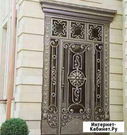 Ворота двери навесы Махачкала