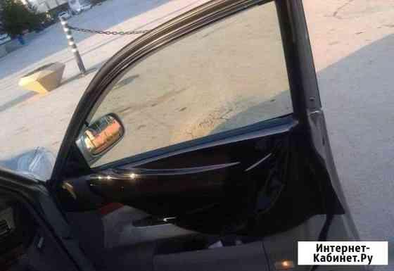 Съемная силиконовая тонировка на Toyota Prius Каспийск