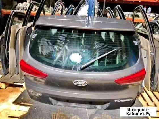 Крышка багажника Hyundai Tucson III Томск