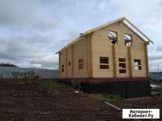 Строительство домов из бруса Пермь