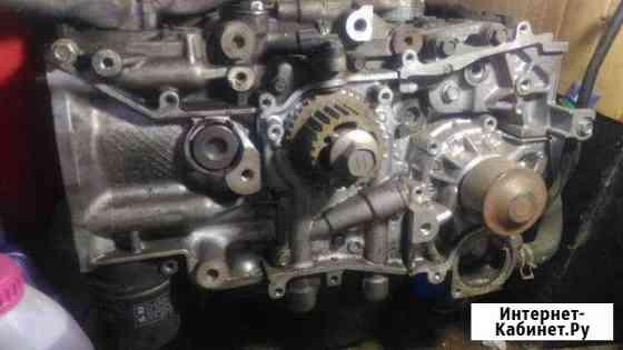 Блок двигателя Subaru Impreza кузов GH Хабаровск