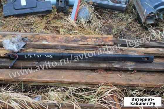 Усилитель заднего бампера для Nissan X-Trail (T31) Псков