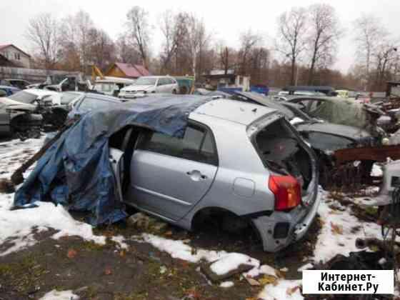Кузов по частям Тойота-Корола 2005г Тоншалово