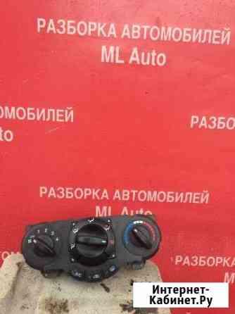 Блок управления отопителем Chevrolet Lacetti Великий Новгород