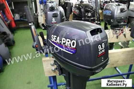 Лодочный мотор Sea Pro отн 9.9S Калининград