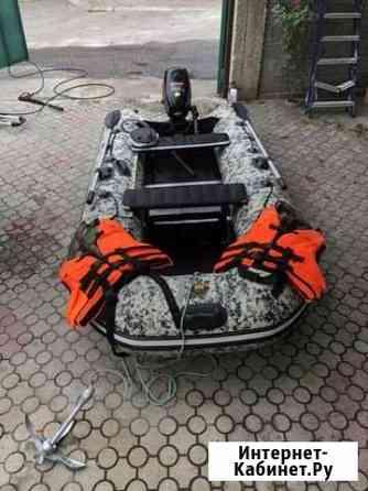 Лодка с мотором Махачкала