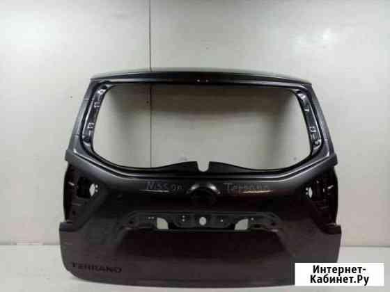 Дверь багажника Nissan Terrano 3 (D10) Тюмень
