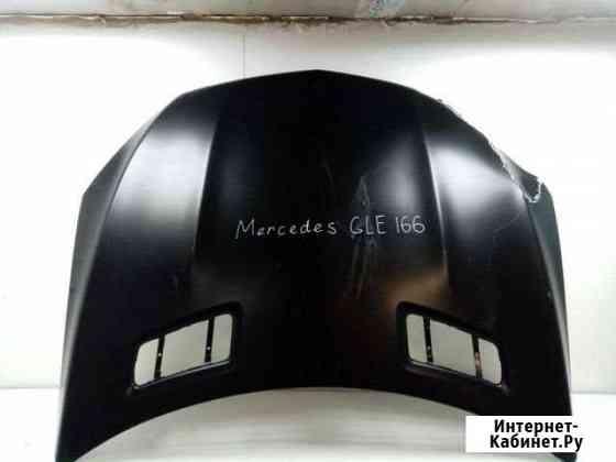 Капот Mercedes-Benz GLE-Class 1 (W166) Тюмень