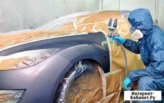 Кузовной ремонт. Покраска авто Санкт-Петербург