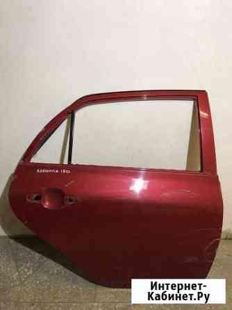 Дверь задняя правая Тойота Королла Е150 Сургут