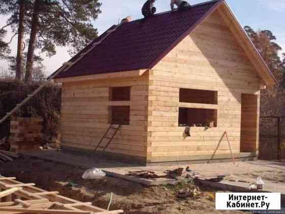 Строительство из бруса Тюмень