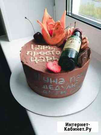 Торты и десерты на заказ Петрозаводск