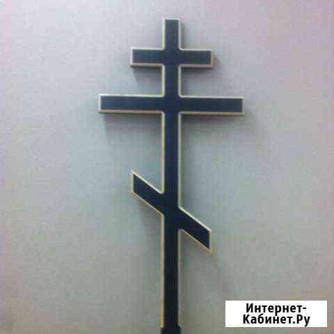 Ритуальные кресты оптом, с доставкой Красноярск
