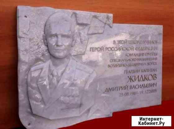Мемориальные памятные доски Нижний Новгород