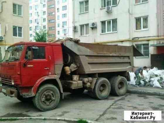 Камаз для вывоза строительного мусора Кемерово