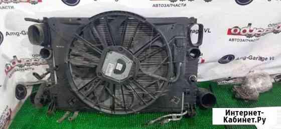 Радиатор Mercedes E320 W211 642.920 2007 Владивосток