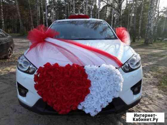 Аренда авто для свадебного кортежа Муром