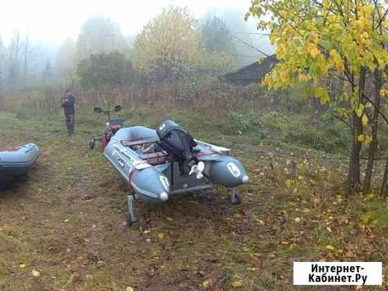 Лодка Гладиатор 340 ТК Киров