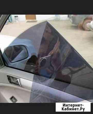 Съемная силиконовая тонировка на Lexus UX200 Ковылкино