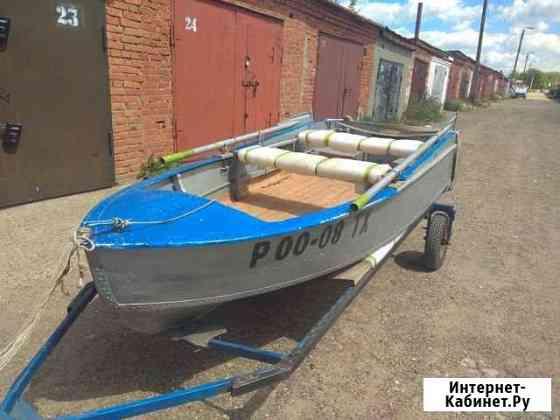 Алюминиевая лодка Чистополь