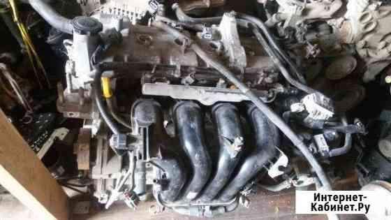 Двигатель 1.6 Мазда 3 бк,Mazda 3 BK 2008 Сыктывкар